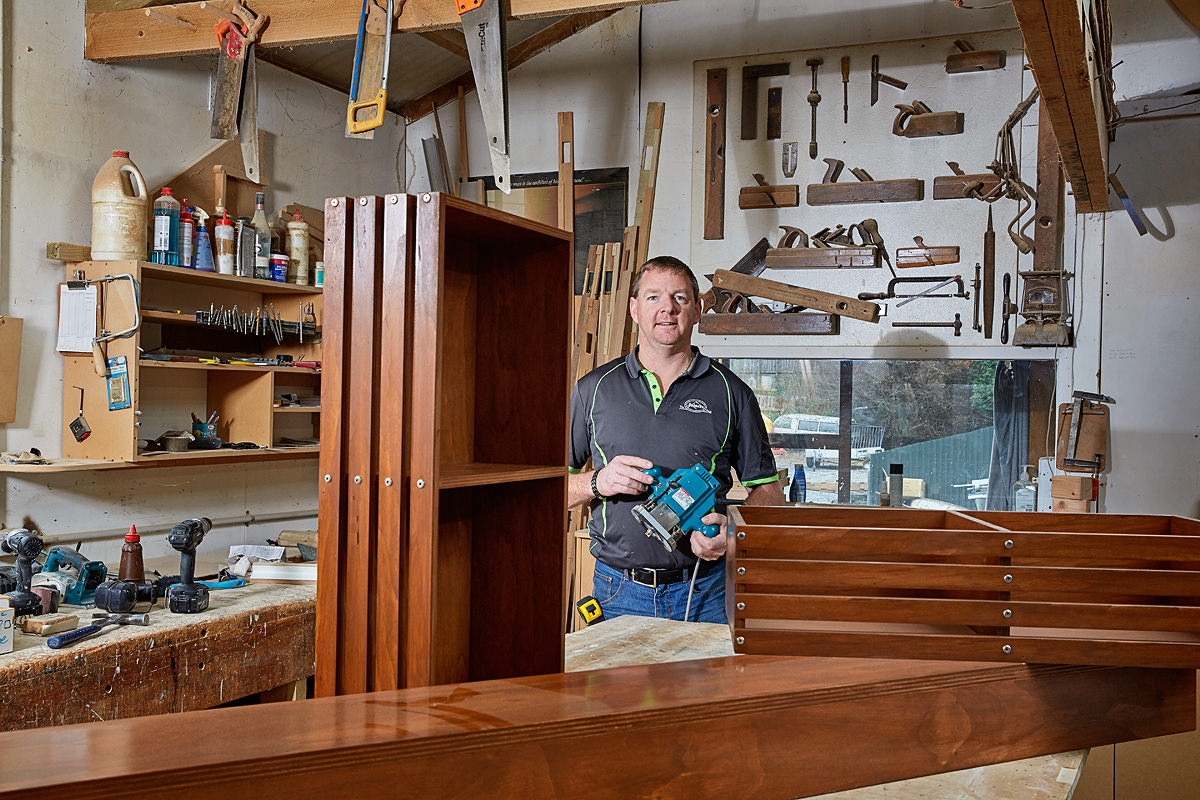 The Joiner Shop bespoke cabinetry